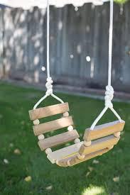 Diy Backyard Projects On A Budget Best 25 Diy Swing Ideas On Pinterest Outdoor Hammock Swinging