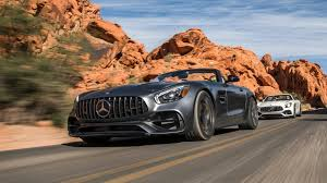 news 2018 mercedes amg gt roadster gt c edition 50 coupe detailed