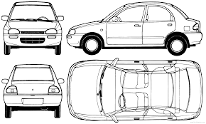 mazda 121 the blueprints com blueprints u003e cars u003e mazda u003e mazda 121 revue