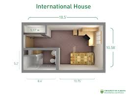 international house residence services university of alberta