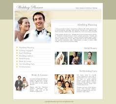 wedding web free wedding website templates