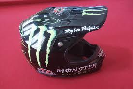 monster motocross helmet cool custom helmets of the stars moto related motocross forums