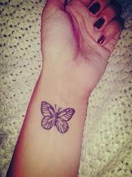 79 beautiful butterfly wrist tattoos