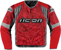 mesh motorcycle jacket icon overlord sportbike sb1 mesh motorcycle jacket red
