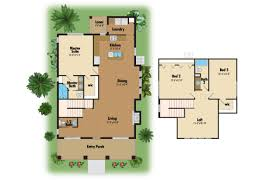 another color floorplan sample color floor plans pinterest