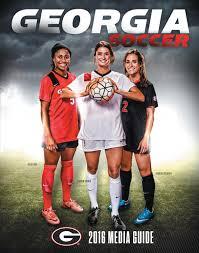 2016 georgia soccer media guide by georgia bulldogs athletics issuu