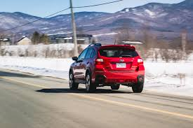 crosstrek subaru red 2017 subaru crosstrek kazan edition small on power huge on character