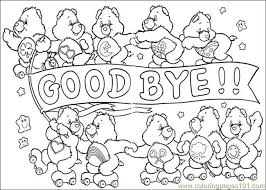 care bears coloring free care bears coloring pages