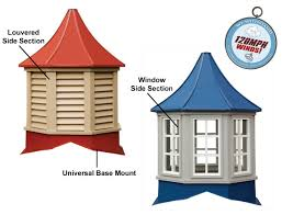 Cupolas For Barns Octagonal Cupolas For Metal Barns Sheds And Garages