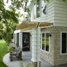 Houzz Backyard Patio by Bump Out Addition Cantilevered Found On Houzz Com Decks