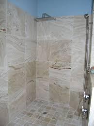 Bathroom Tiles Toronto - leonardo travertine tiles modern bathroom tampa by houzz bathroom