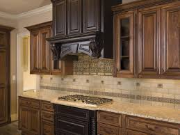 backsplash tiles kitchen wall glass cabinets countertops ideas