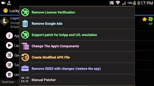 Lucky Patcher How To Use Lucky Patcher V6 1 6 Apk Correctly For Rooted And Non