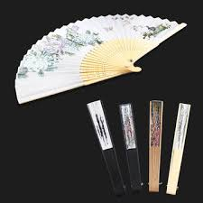 handheld fans hong kong sar folding handheld fans made of paper and bamboo oem