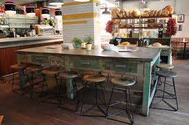 restaurant kitchen furniture l osteria am gasteig restaurant by dippold
