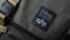 alpha industries black friday manhattan portage alpha