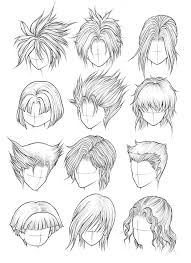 how to draw hair part 2 u2013 manga university campus store