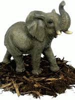 elephant ornaments uk