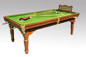 quarter size pool table antiques atlas quarter size snooker dining table