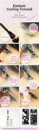 How To Use An Eyelash Curler Best 25 Eyelash Curling Ideas On Pinterest Eyelash Tips