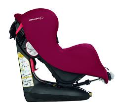 siège isofix bébé confort bébé confort groupe 1 9 18 kg iseos isofix total black