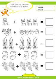 free printable math worksheets worksheet for toddlers preschool