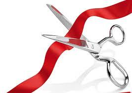 grand opening ribbon papa s pizza s grand opening and ribbon cutting richmond hill