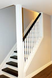 Stairway Wall Ideas by Stair Great Picture Of Home Interior Stair Decoration Using Light
