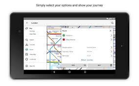 How To Plan A Route On Google Maps by Tube Map London Underground Android Apps On Google Play