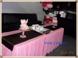 party rental baby shower miami hialeah broward and florida with