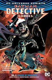 review batman detective comics vol 3 league of shadows