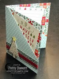 pocket cards and easy pocket cards for christmas patty s