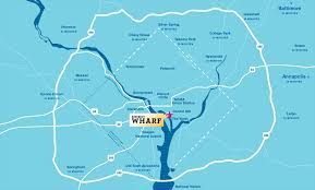 washington dc region map contact us district wharf