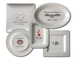 wedding platter guest book 112 best signature plates images on party plates