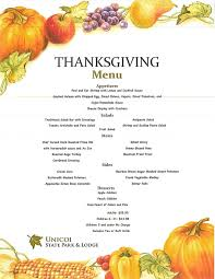 thanksgiving remarkable thanksgiving dinner menu side dishes