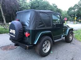 are jeep wranglers reliable reliable 1999 jeep wrangler 4 4 for sale
