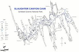 Caves In Tennessee Map by Carlsbad Caverns Slaughter Canyon Cave The Adventures Of Trail