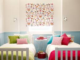 Childrens Roman Blinds Little Childrens Curtain Company - Kids bedroom blinds
