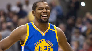 warriors forward kevin durant finally reveals his true height