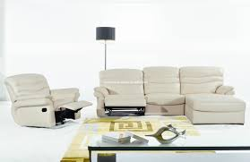 Sectional Reclining Sofa With Chaise Modern Sectional Recliner Sofas With Chaise With Modern Brown