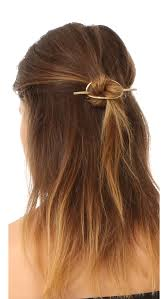 hair pin elizabeth and aldona hair pin shopbop