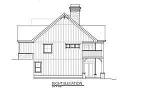 small 2 story house plans small 2 story 3 bedroom southern cottage style house plan