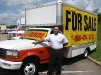 toyota uhaul truck for sale u haul box trucks for sale in hyattsville md at u haul truck