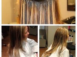 strand by strand hair extensions hairstylist how to how to do hair extensions strand by strand i