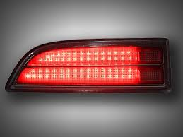 how to make custom led tail lights 1970 73 pontiac firebird led tail light panels digi tails