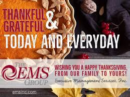 thanksgiving wishes for family executive management services inc linkedin
