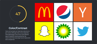 color of intelligence this artificial intelligence can review your logo design and provide