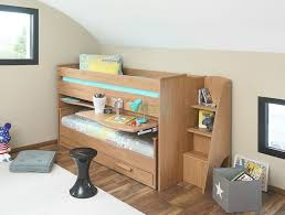 Midi Bed With Desk Best 25 Mid Sleeper With Slide Ideas On Pinterest Mid Sleeper