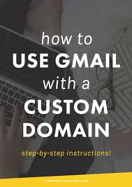 Google Business Email Pricing by How To Use Gmail With Your Own Custom Domain