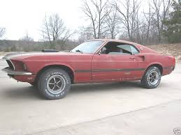 ford mustang 1969 429 for sale 1969 mach 1 428 cj rustingmusclecars com